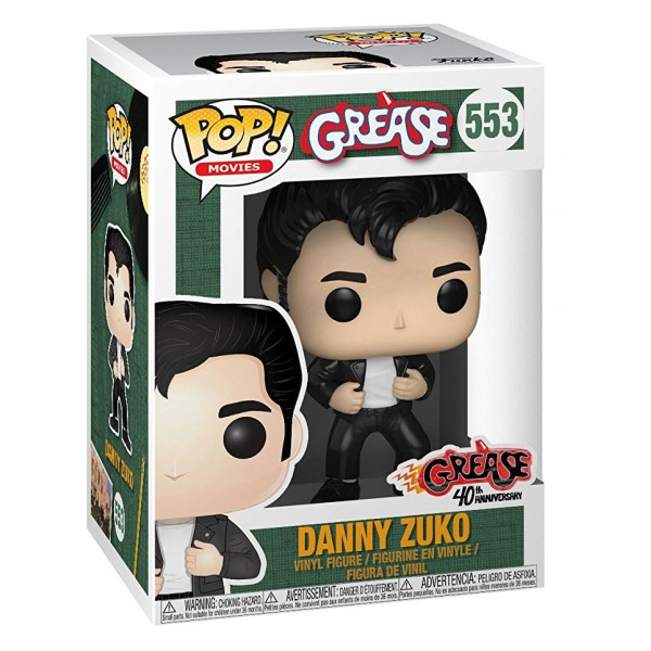 Фигурка Funko POP! Vinyl: Grease: Danny Zuko