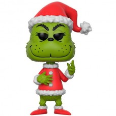 Фигурка Funko POP! Vinyl: The Grinch: Grinch in Santa Outfit