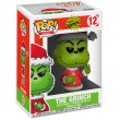 Фигурка Funko POP! Vinyl: The Grinch Movie: Гринч в костюме Санты