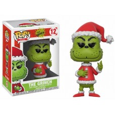 Фигурка Funko POP! Vinyl: The Grinch: Grinch in Santa Outfit
