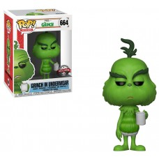 Фигурка Funko POP! Vinyl: The Grinch: Grinch in Underwear (Эксклюзив)