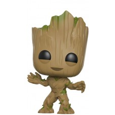 Фигурка Funko POP! Bobble: Guardians Of The Galaxy 2: Groot