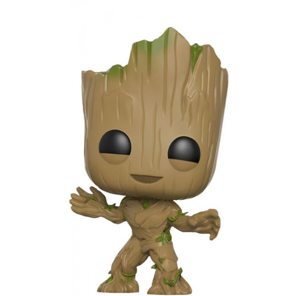 Фигурка Funko POP! Bobble: Guardians Of The Galaxy 2: Groot