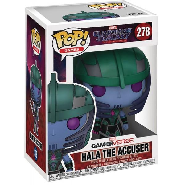 Фигурка Funko POP! Bobble: Marvel: GOTG TT: Hala the Accuser