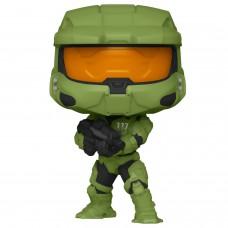 Фигурка Funko POP! Games: Halo Infinite: Master Chief with MA40 Assault Rifle