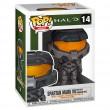 Фигурка Funko POP! Games: Halo Infinite: Spartan Mark VII with VK78 Commando Rifle