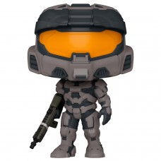 Фигурка Funko POP! Games: Halo Infinite: Spartan Mark VII with VK78 Commando Rifle
