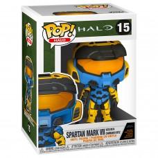Фигурка Funko POP! Games: Halo Infinite: Spartan Mark VII with VK78 B&Y (Deco)