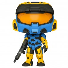 Фигурка Funko POP! Games: Halo Infinite: Spartan Mark VII with VK78 B&Y (Deco)