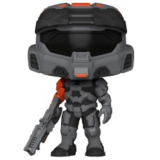 Фигурка Funko POP! Games: Halo Infinite: Spartan Mark VII with Shock Rifle (exc)
