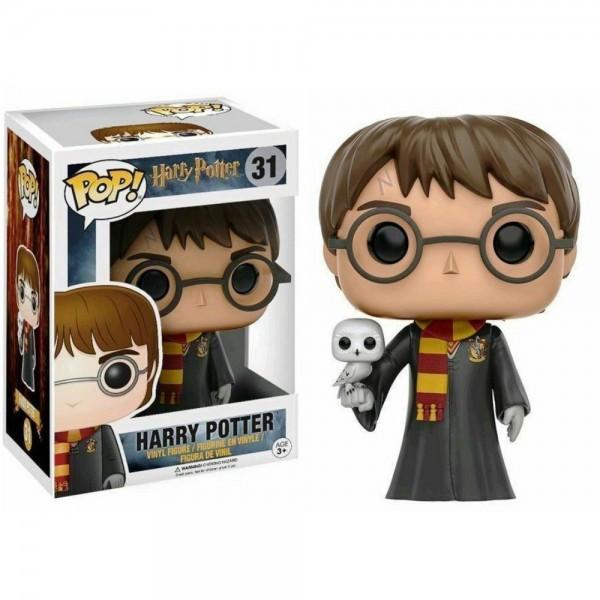 Фигурка Funko POP! Harry Potter with Hedwig (Exc)