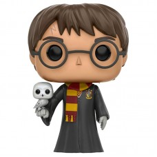 Фигурка Funko POP! Harry Potter with Hedwig (Exc)