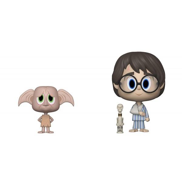 Фигурки Funko VYNL: Harry Potter S6: 2PK Dobby & Harry
