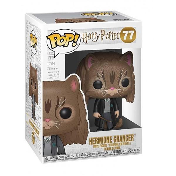 Фигурка Funko POP!: Harry Potter: Гермиона в образе получеловека-полукошки