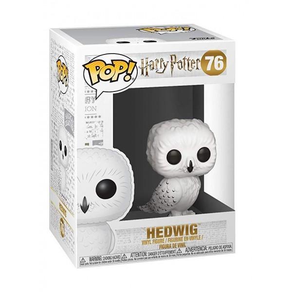 Фигурка Funko POP!: Harry Potter: Почтовая сова Букля (Hedwig)