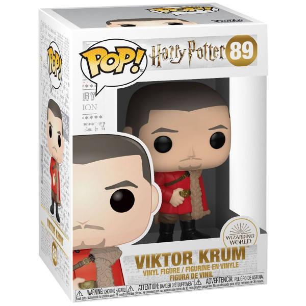 Фигурка Funko POP! Vinyl: Harry Potter S7: Viktor Krum (Yule Ball)