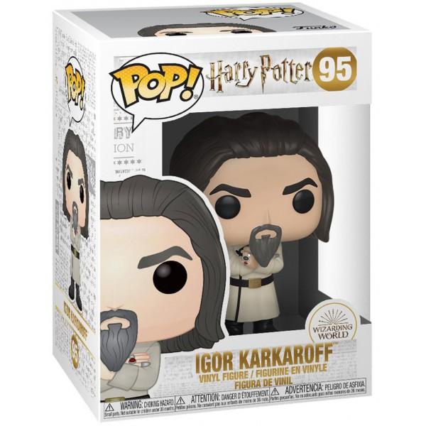 Фигурка Funko POP! Vinyl: Harry Potter S7: Igor Karkaroff (Yule Ball)