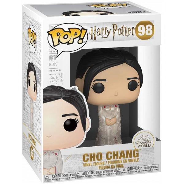 Фигурка Funko POP! Vinyl: Harry Potter S8: Cho Chang (Yule Ball)