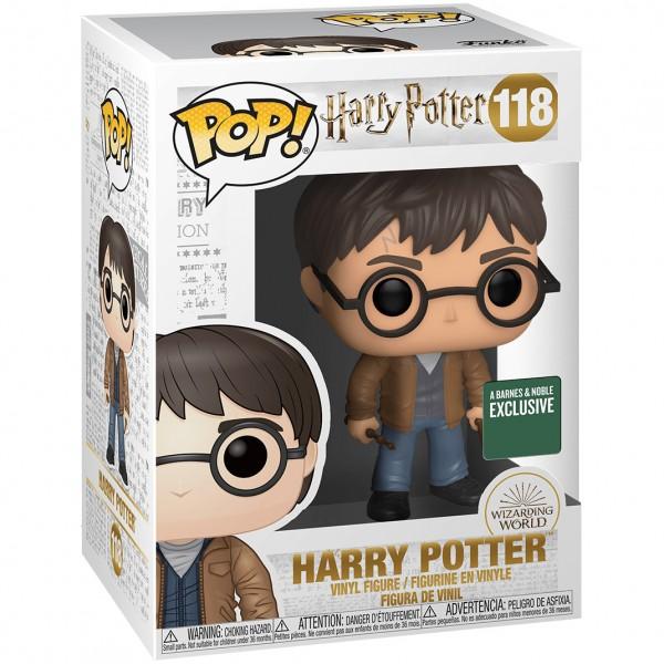 Фигурка Funko POP! Vinyl: Harry Potter with Two Wands