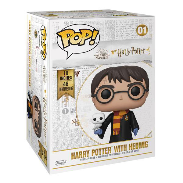 "Фигурка Funko POP! Vinyl: Harry Potter: 18"" (45 см)"