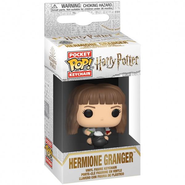 Брелок Funko Pocket POP! Keychain: Harry Potter: Hermione with Cauldron