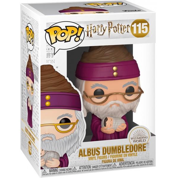 Фигурка Funko POP! Vinyl: Harry Potter: Albus Dumbledore with Baby Harry