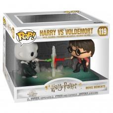 Фигурка Funko POP! Movie Moments: Harry Potter: Harry Potter VS Voldemort