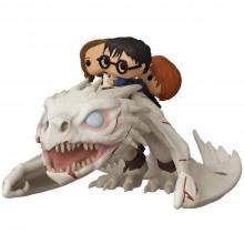Фигурка Funko POP! Rides: Harry, Hermione and Ron Riding Gringotts Dragon