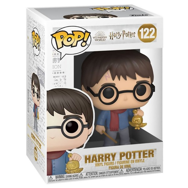 Фигурка Funko POP! Vinyl: Harry Potter: Holiday: Harry Potter