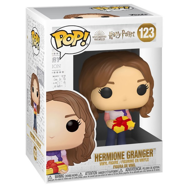 Фигурка Funko POP! Vinyl: Harry Potter: Holiday: Hermione Granger