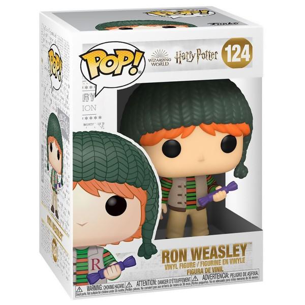Фигурка Funko POP! Vinyl: Harry Potter: Holiday: Ron Weasley