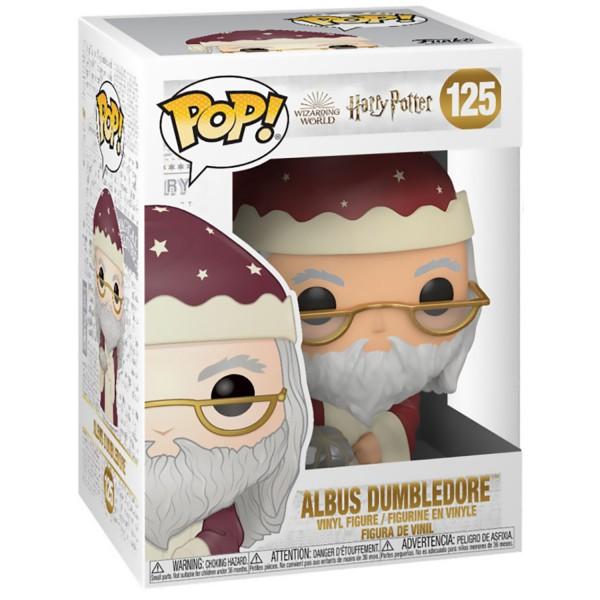 Фигурка Funko POP! Vinyl: Harry Potter: Holiday: Dumbledore