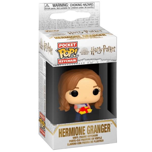 Брелок Funko Pocket POP! Harry Potter: Holiday: Hermione Granger