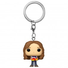 Брелок Funko Pocket POP! Harry Potter: Holiday: Hermione Granger