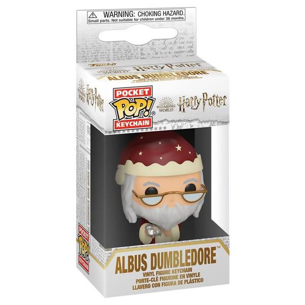 Брелок Funko Pocket POP! Harry Potter: Holiday: Dumbledore