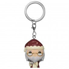 Брелок Funko Pocket POP! Harry Potter: Holiday: Dumbledore
