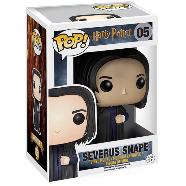 Фигурка Funko POP! Vinyl: Harry Potter: Severus Snape