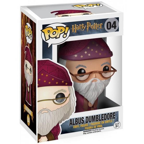 Фигурка Funko POP! Vinyl: Harry Potter: Albus Dumbledore (Альбус Дамблдор)