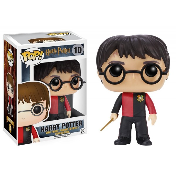 Фигурка Funko POP!: Harry Triwizard (Гарри Поттер)