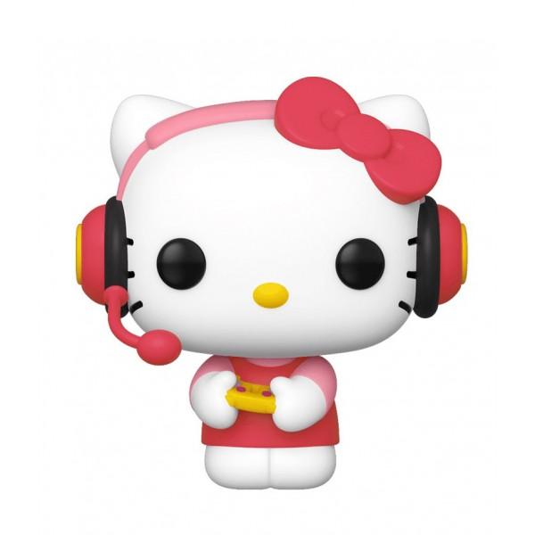 Фигурка Funko POP! Vinyl: Sanrio: Hello Kitty: Gamer Hello Kitty (Эксклюзив)