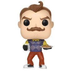 Фигурка Funko POP! Vinyl: Games: Hello Neighbor: Neighbor w/ Milk & Cookies (Exc)