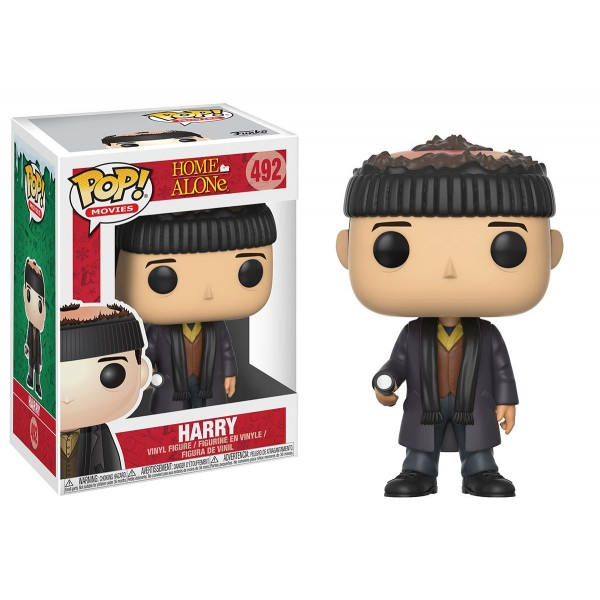 Фигурка Funko POP! Vinyl: Home Alone: Harry (Burnt Head)