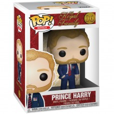 Фигурка Funko POP! Vinyl: Royal Family: Prince Harry