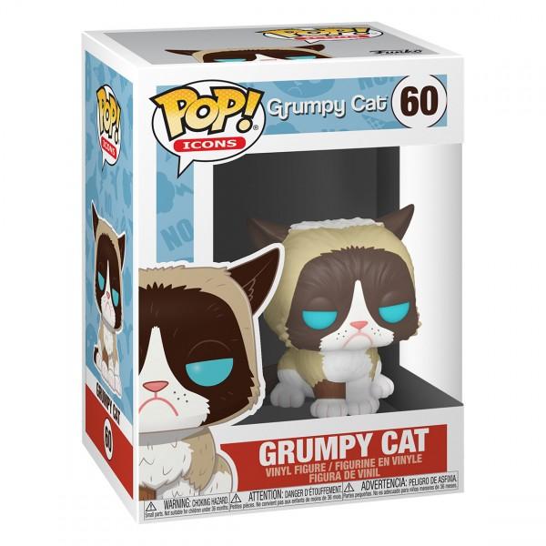 Фигурка Funko POP! Icons: Grumpy Cat