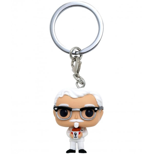 Брелок Funko Pocket POP! Keychain: KFC: Colonel Sanders
