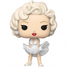 Фигурка Funko POP! Vinyl: Icons: Marilyn Monroe (White Dress)
