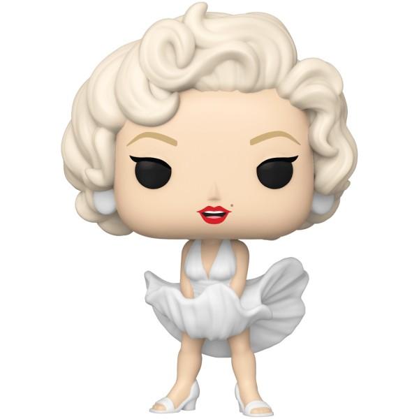 Фигурка Funko POP! Vinyl: Icons: Marilyn Monroe (White Dress)