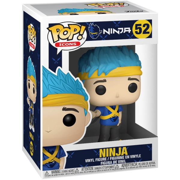 Фигурка Funko POP! Vinyl: Icon: Ninja