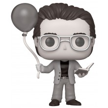 Фигурка Funko POP! Icons: Stephen King with Red Balloon (Black and White)