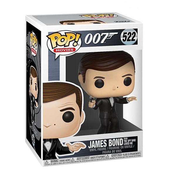 Фигурка Funko POP! Vinyl: James Bond: Roger Moore